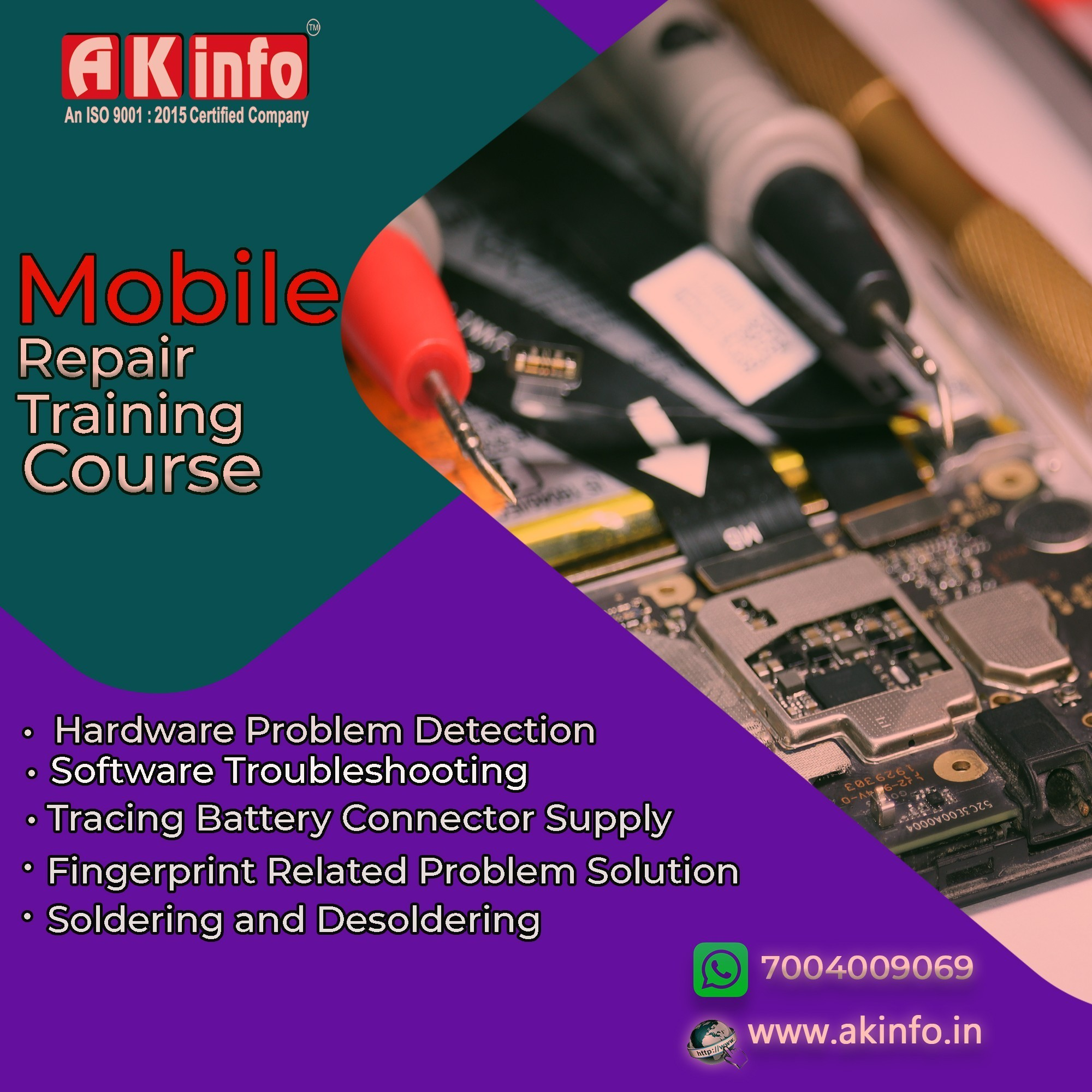 mobile repairing courses